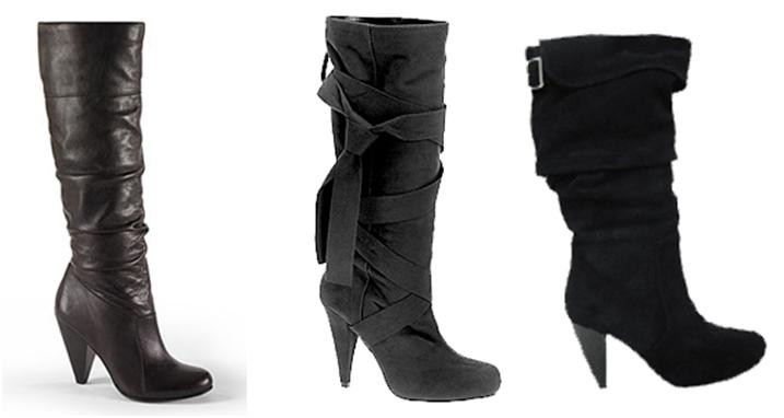 tall boots for college girls