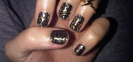 Just for Fun Fridays: How to…Get Cheetah Print Nails