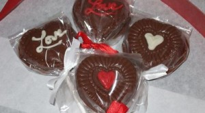 Just for Fun Fridays: How to...Make Heart-Shaped Chocolate Pops