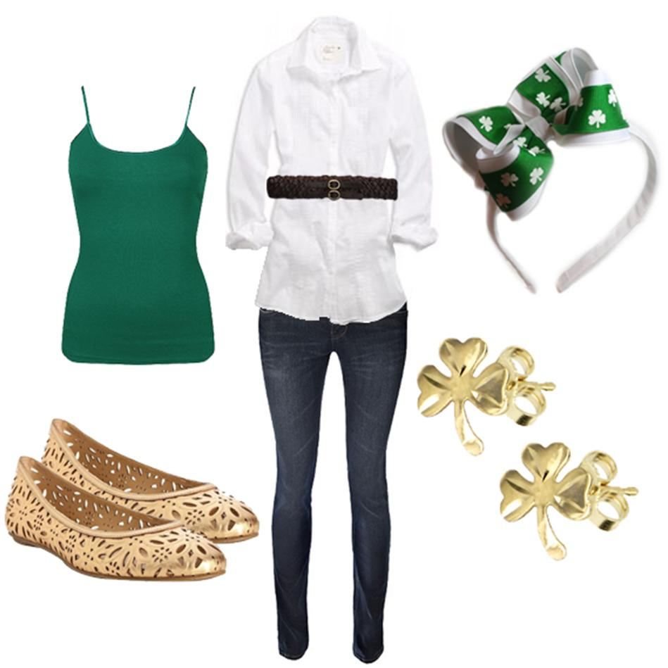 St Patrick's Colourful Casual