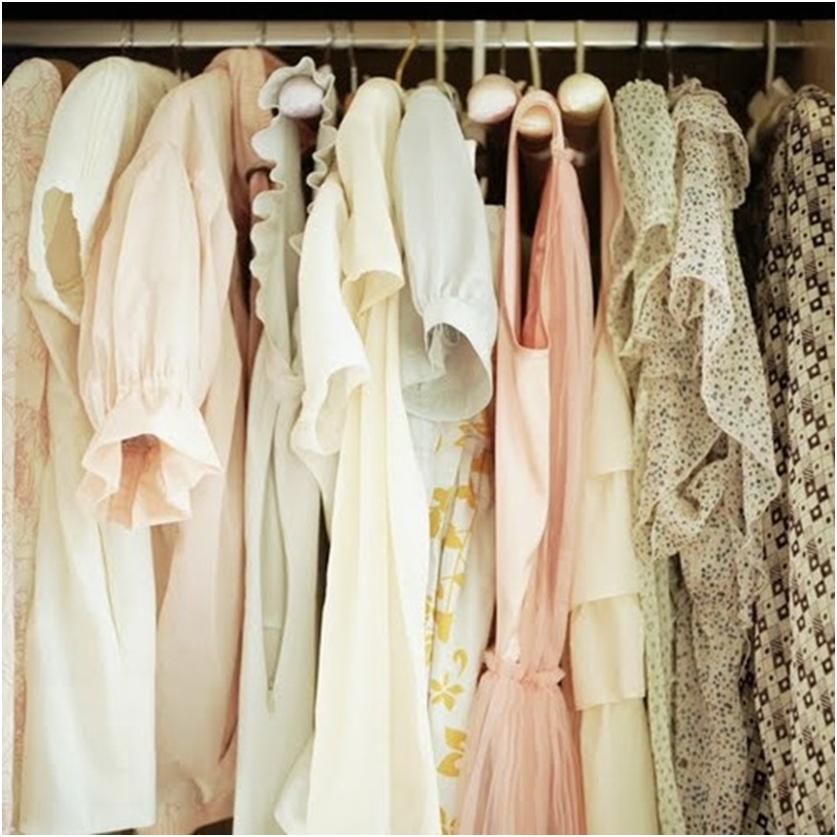 spring cleaning: how to organize your closet | every college girl