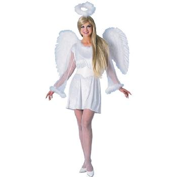 Как самим сделать костюм ангела - Val-spb.ru
