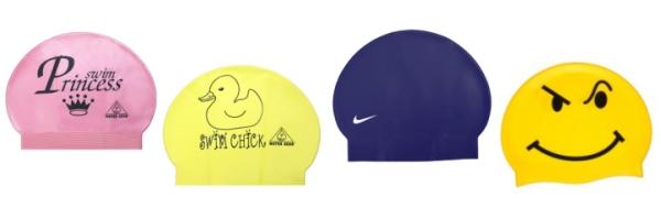 Fun Swim Caps