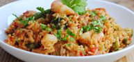 Easy Crockpot Meals: Jambalaya