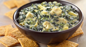 How To… Make Microwaveable Queso Spinach And Artichoke Dip