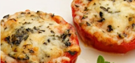How To... Cook Cheesy Baked Tomatoes
