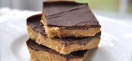 How To… Make Chocolate And Peanut Butter Bars, No Baking Necessary