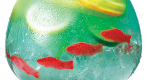 How To... Make The Perfect Summer Fish Bowl Drink