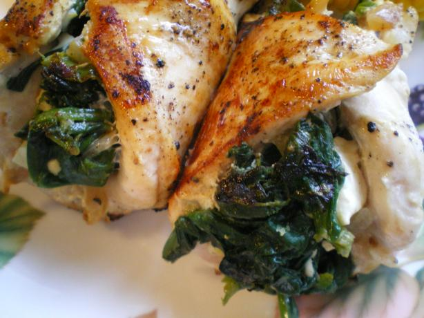 How To… Make A Spinach and Feta Stuffed Chicken, In 30 ...