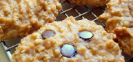 How To… Make Peanut Butter Banana Oat Breakfast Cookies, High Protein