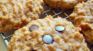 How To... Make Peanut Butter Banana Oat Breakfast Cookies, High Protein