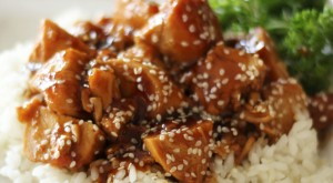 How To… Cook An Easy Dinner: Crock Pot Honey Sesame Chicken