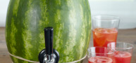 How To... Make A Watermelon Keg