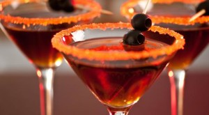 How To… Make A Halloween Martini