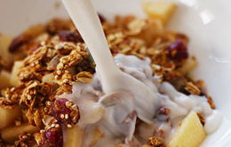 "How To... Make ""Skinny"" Pumpkin Granola"