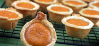 How To Make… The Perfect Thanksgiving Dessert: Pumpkin Pie Bites
