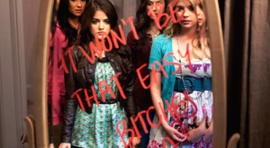 "The ""Pretty Little Liars"" Workout, Burn Calories While Watching Your Favorite Show"
