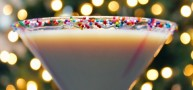 How To… Make a Christmas Cocktail: Sugar Cookie Martini
