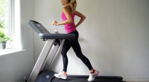 The Thighs and Buns Blaster Treadmill Workout