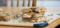 How To... Make Your Own Granola Bars