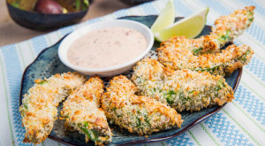 How To… Make Crispy Baked Avocado Fries