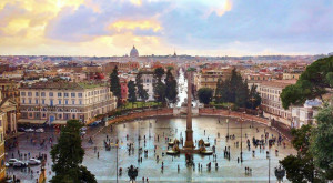 Holidays In Italy: Venice And Rome