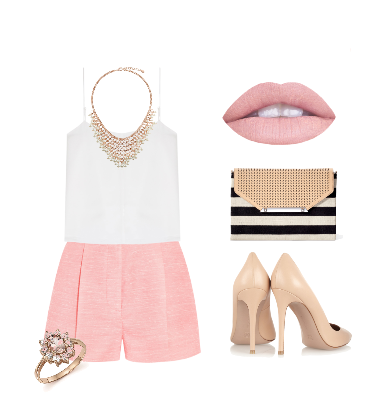 Simple Summer Fashion Outfit