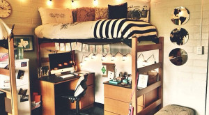 7 Essential Tips for Decorating Your Dorm Room