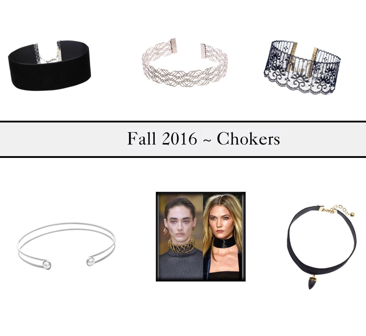 fall trends chocker