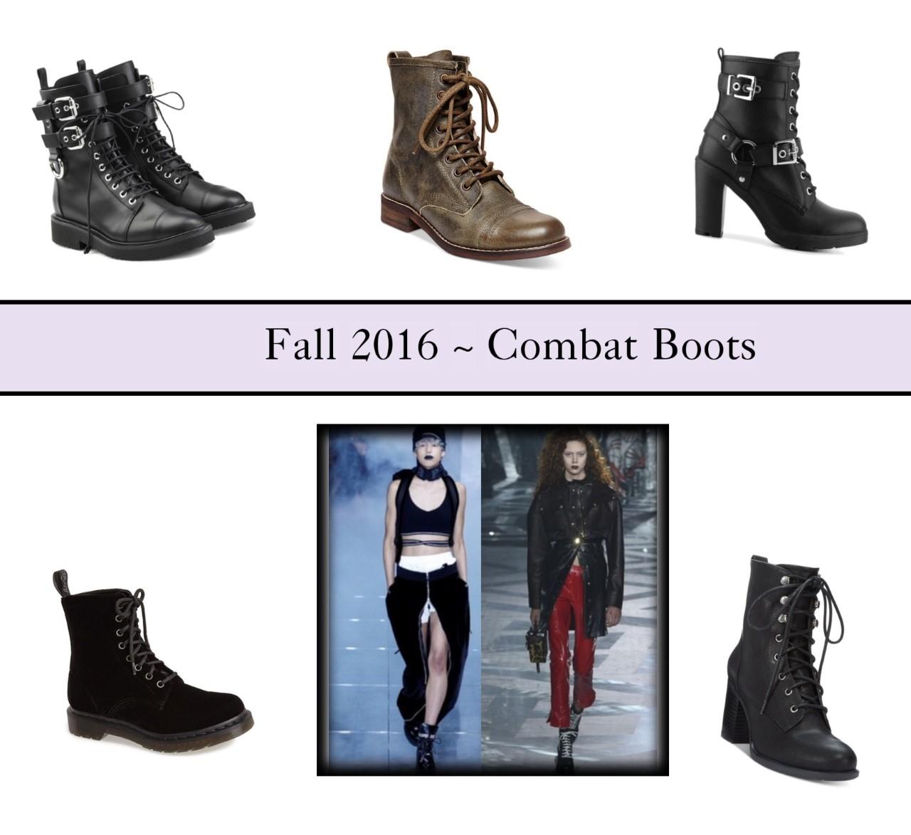fall fashion boots