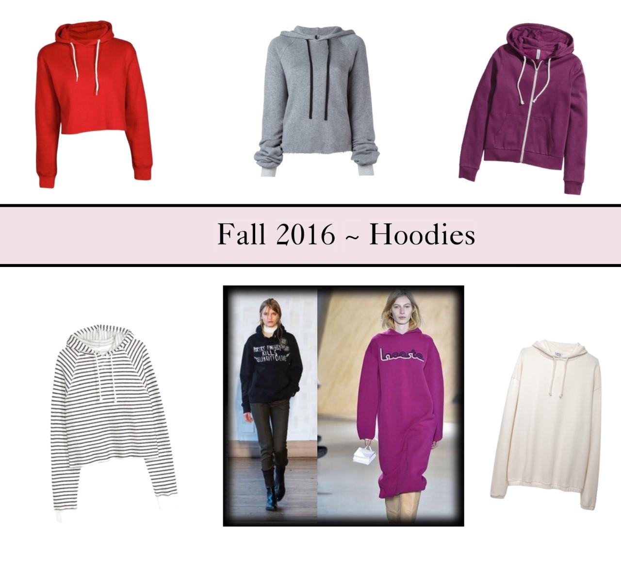 fall fashion hoodies